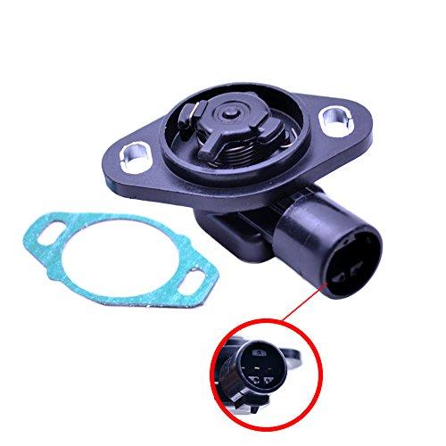 FLYPIG Throttle Position Sensor (TPS) Kit for Acura & Honda 911-753 (Acura Throttle Position Sensor)
