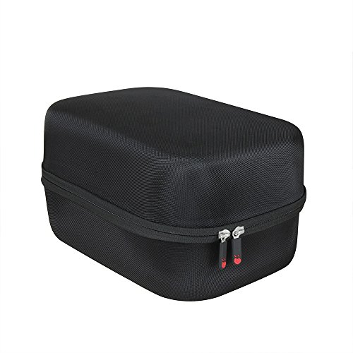 Hard EVA Travel Black Case for Spectra Baby USA S2 Double / Single Breast Pump 3.3 Pound by Hermitshell