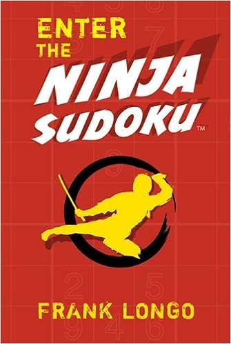 Enter the Ninja Sudoku™: Frank Longo: 9781402744181: Amazon ...