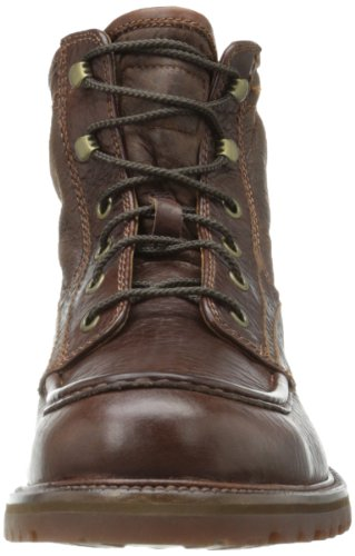 Trask Mens Glaciär Shearling Boot Bourbon Bison