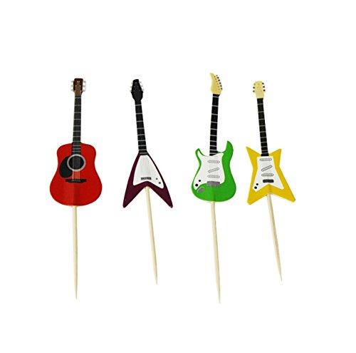 Guitar Cake Toppers Shop Guitar Cake Toppers Online