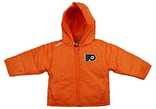 NHL Philadelphia Flyers Little Boys Toddlers TNT Jacket - Orange