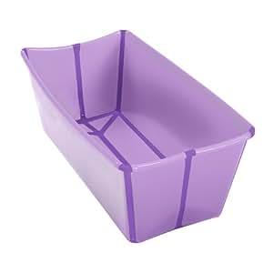 Flexi Bath 00905 - Bañera para niños (color Lila/Púrpura)