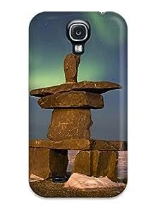 Pretty OOBaxSl1640qZWMo Galaxy S4 Case Cover/ Aurora Borealis Series High Quality Case