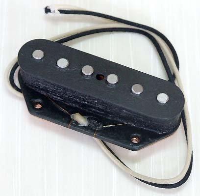 VAN ZANDT VINTAGE B-55 for TELE エレキギター用ピックアップ   B00VCQ8RF6