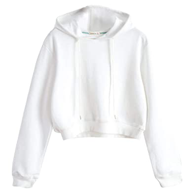 purchase cheap excellent quality good selling Sweatshirt Ado Fille, Sweat Court Femme Capuche Chic Sport Pull à La Mode  Automne Sweat-Shirt À Capuche Manteau Pas Cher Veste Gilet Sweat Shirt Tee  ...
