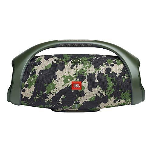 JBL - Boombox 2 Portable Bluetooth Speaker - Squad