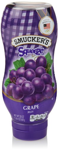 Smuckers Squeeze Grape Jelly 20 product image