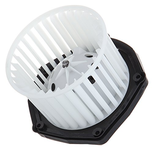 (OCPTY A/C Heater Blower Motor ABS w/Fan Cage Air Conditioning HVAC Replacement fit for 1999-2000 Cadillac Escalade/1997-1999 Chevrolet C1500/1997-1999 GMC C1500 Suburban )