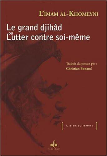 Book Le grand djihâd ou Lutter contre soi-même