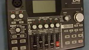 Korg D4 4-Track Digital Recorder