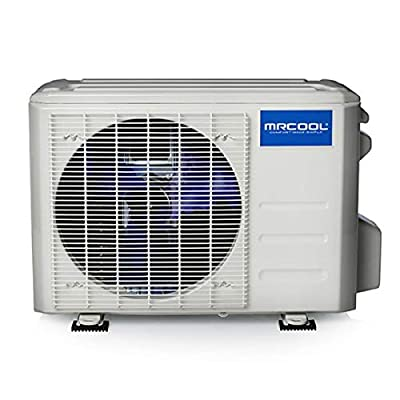 MrCool Advantage 18k BTU 19 SEER Ductless Heat Pump Split System 3rd Generation - Wall Mounted