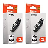 Canon PGI-250 XL Black Ink Cartridge (2 Pack)
