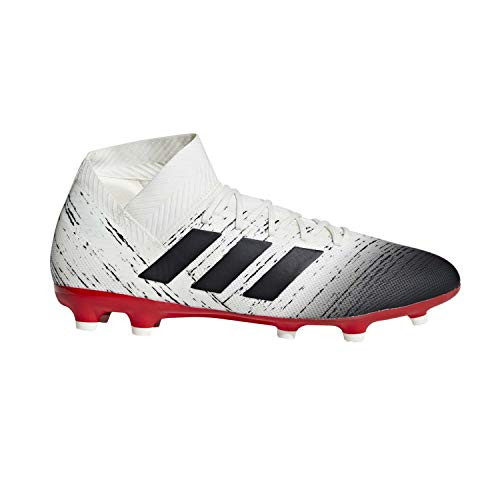 18.3 Firm Ground, Off White/Black/Active red, 12 M US ()