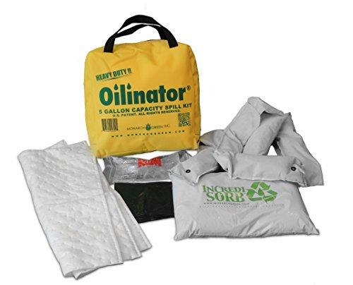Oilinator OSK05GAL 5 gal. Oil Spill Response Kit