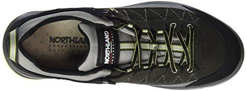 Northland Professional Sölden LC - Zapatillas de senderismo para Hombre Multicolor
