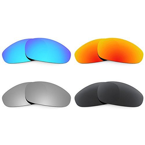 Revant Replacement Lenses for Oakley Juliet 4 Pair Combo Pack K018 by Revant