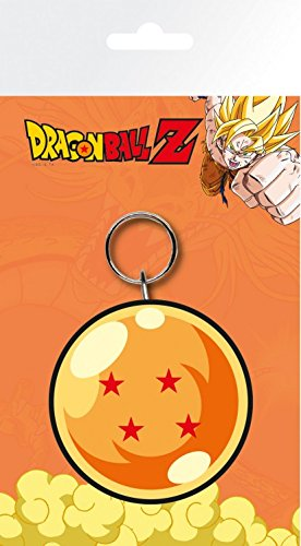1art1 Dragonball Z - Dragon Ball Llavero (15 x 7cm): Amazon ...