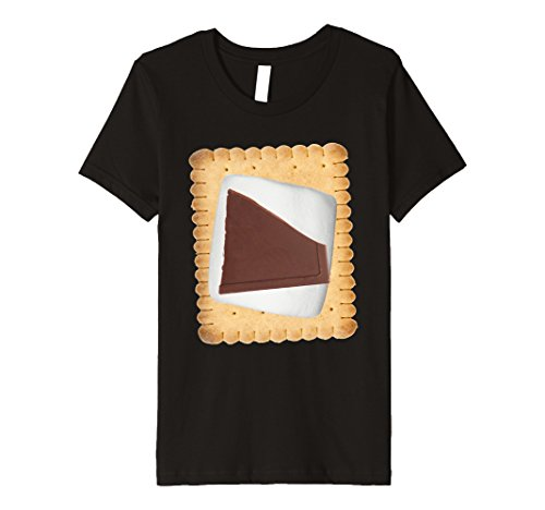 Halloween Costumes Smores (Kids Smores Halloween Costume Shirt 6)