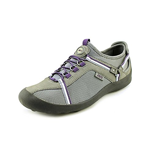 JBU by Jambu Nepal Ripstop Women US 10 Gray Sneakers