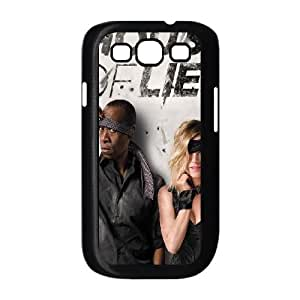 House Of Lies Samsung Galaxy S3 9300 Cell Phone Case Black&Phone Accessory STC_127098