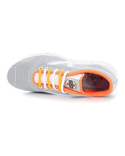 Bianco gris Donna Blanco Munich Sneaker Grigio Ugq11w