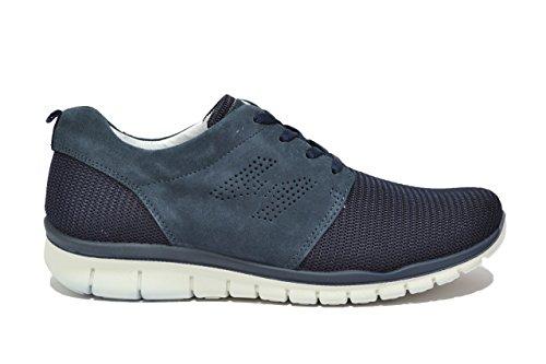Igi&co Sneakers scarpe uomo blu 56911