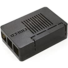 ODROID-C1+/C2 Case (Full-sized HDMI port, Black)