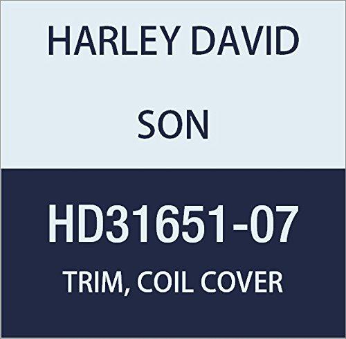 ハーレーダビッドソン(HARLEY DAVIDSON) TRIM, COIL COVER HD31651-07 B01MCXDTBW