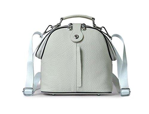 SHFANG Bolso de la señora / bolso de la manera / bolso del mensajero del ocio, haciendo compras / trabajo / viaje, pequeña capacidad, bolso de mano , sq009 elephant rice white sq009 elephant rice white