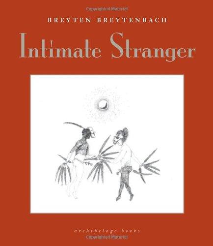 Book cover for Intimate Stranger