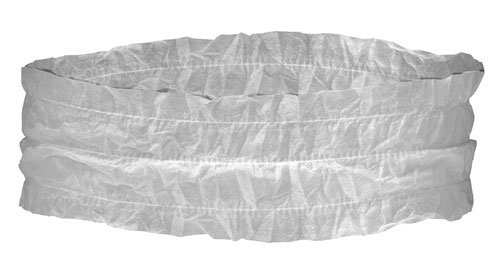 Disposable White Spa Headbands (Single Use Head Bands) (Package of ()