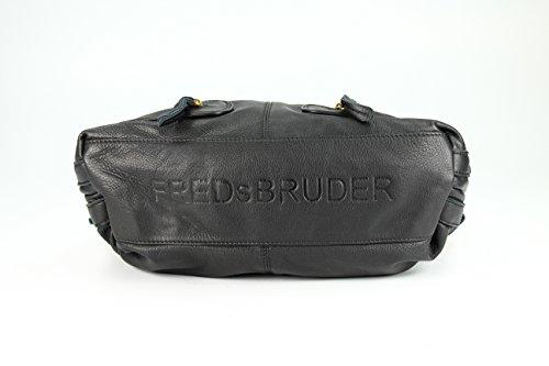 FredsBruder Zippvogel noir à Sac main xqwvX1