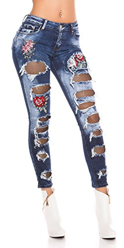 Orginal Femme Denim Denim Orginal Bleu Jeans 8BcqdcPHn