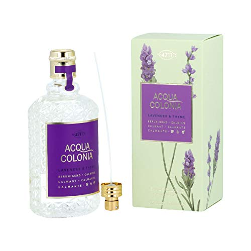 - 4711 Acqua Colonia Lavender & Thyme Eau De Cologne Spray 170ml/5.7oz
