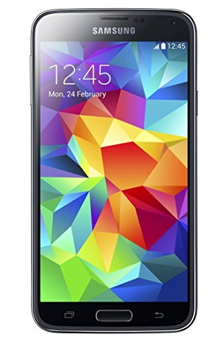 Samsung Galaxy S5 G900a 16GB Smartphone – Unlocked by AT&T for all GSM Carriers Smartphone w/ 16MP Camera – Charcoal…