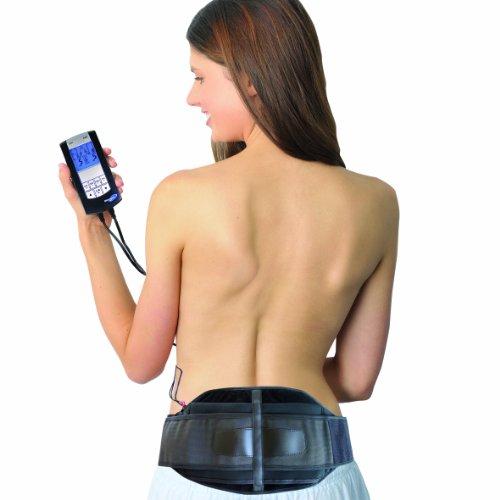 Dittmann. RGT284 Rückenschmerzgürtel, passend für Tensgeräte
