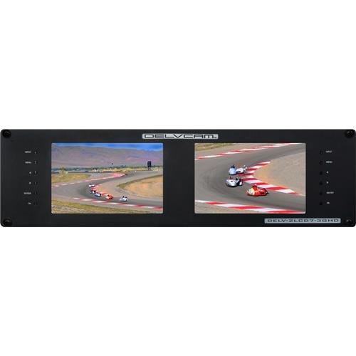 Rackmount Video - Delvcam Dual 7