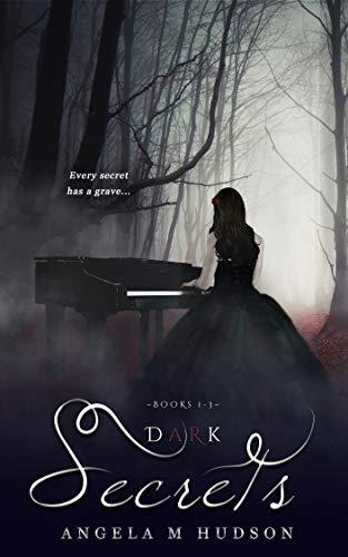 Dark Secrets: Vampire Boxed Set: Books 1-3