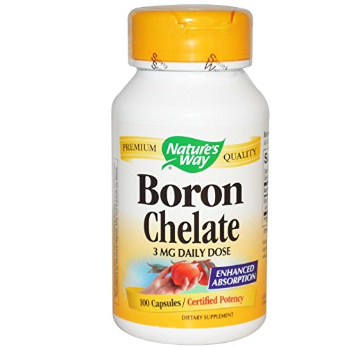 Boron Complex by Nature's Way, 100 Caps