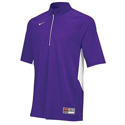 Nike Men's Stock Victory Short Sleeve Shooting Shirt