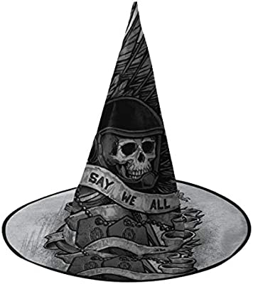 OJIPASD Admiral Adama Battlestar Galactica So Say We All Witch Hat ...