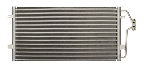 AC A/C CONDENSER FOR CADILLAC PONTIAC FITS DEVILLE BONEVILLE 3.8 4.6 (2000 Ac Condenser)