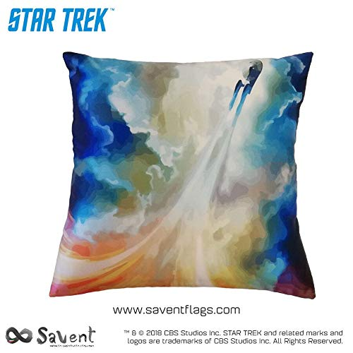 SAVENT Star Trek Beyond cojín Oficial cm. 65 x 65: Amazon.es ...