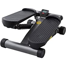 Gold's Gym Mini Stepper with Monitor Weight Capacity: 250 lbs With Electronic Monitor Tracks Steps, Time And Calories Burned by Golds Gym