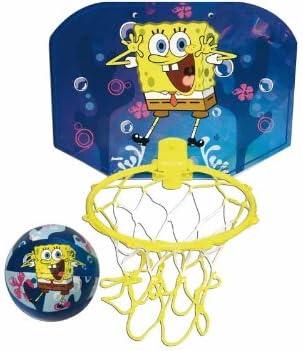 Cefa - Canasta Basket Bob Esponja con Pelota Blanda 15-90181 ...