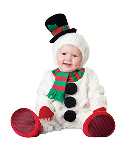 Gamery Santa Reindeer Elf Christmas Costume for Kids Baby Girl Boy Infant Toddler Cosplay Snowman 19-24 Months