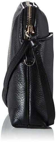 tracolla Noir Nero COCCINELLE Donna a Minibag Borse tCHwqTH