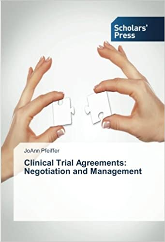 Clinical Trial Agreements Negotiation And Management Joann