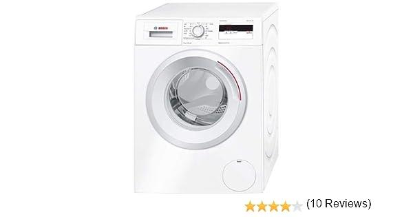 Bosch Serie 4 WAN20067IT - Lavadora (Independiente, Carga frontal, Blanco, Giratorio, Tocar, Izquierda, LED): Amazon.es: Grandes electrodomésticos